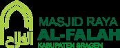 Masjid Raya Al Falah Sragen