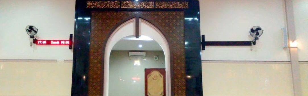 Masjid Raya Al Falah Sragen, Fasilitas - Tempat Sholat yang Nyaman