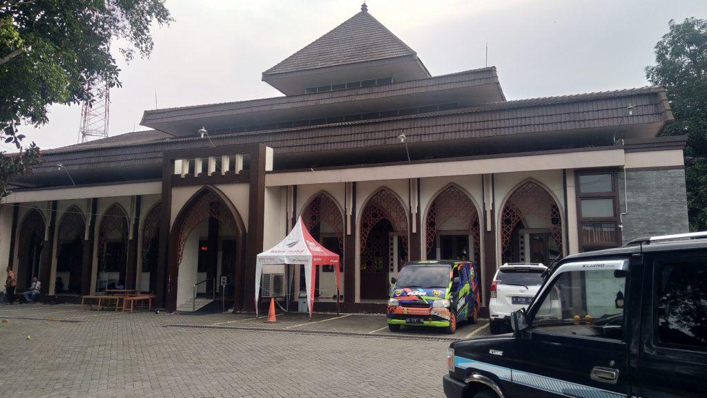 Masjid Raya Al Falah Sragen Tujuan Wisata Muktamar Muhammadiyah 48